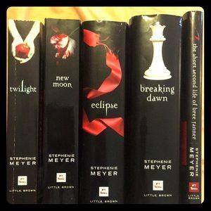 """Twilight Saga Complete Collection"""